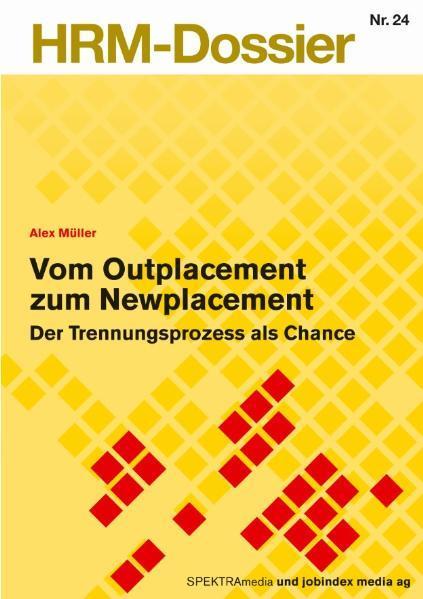 Vom Outplacement zum Newplacement - Coverbild