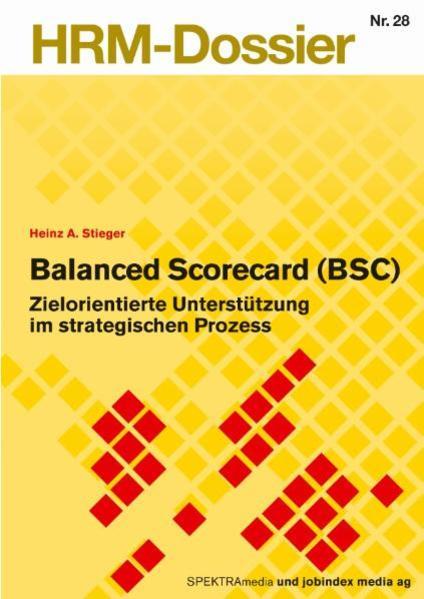 Balanced Scorecard (BSC) - Coverbild