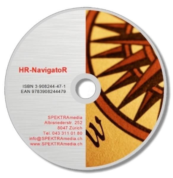 HR-Navigator - Coverbild