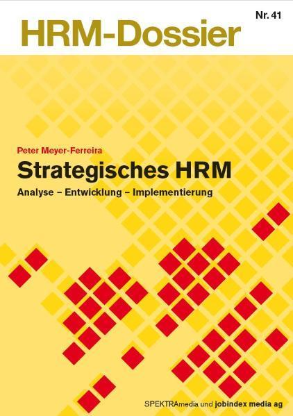 Strategisches HRM - Coverbild