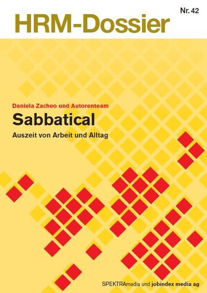 Sabbatical - Coverbild