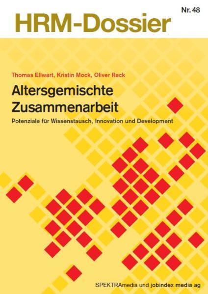 Altersgemischte Zusammenarbeit - Coverbild