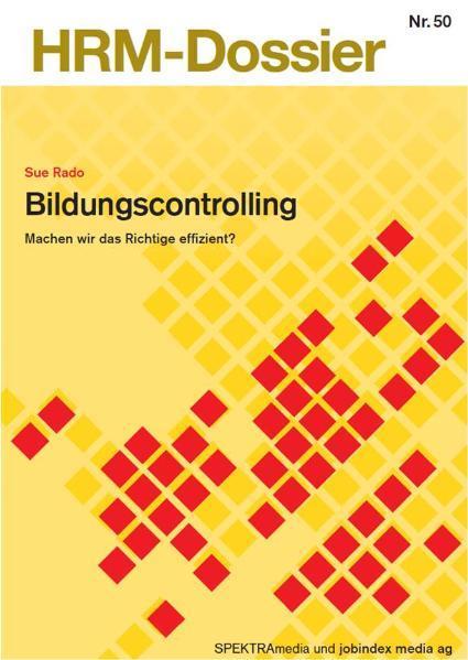 Bildungscontrolling - Coverbild