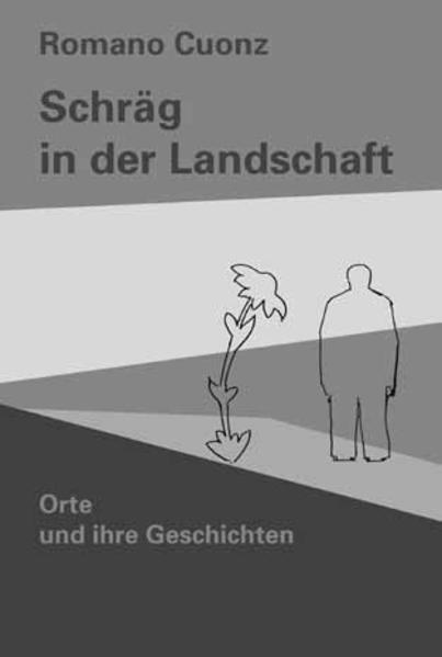 Schräg in der Landschaft - Coverbild