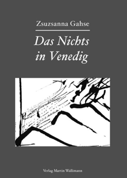 Das Nichts in Venedig - Coverbild