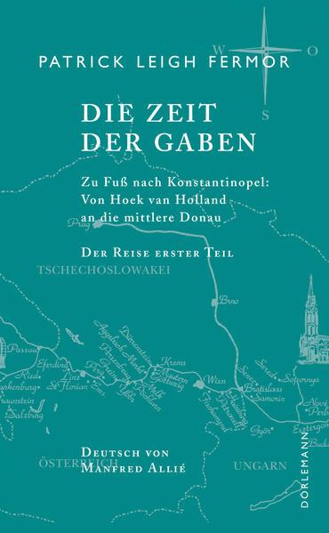 Die Zeit der Gaben - Coverbild