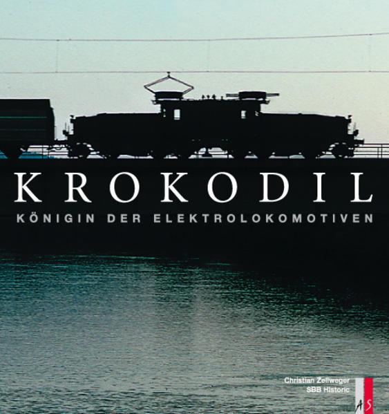 Krokodil - Coverbild