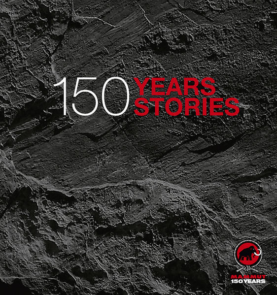 Mammut - 150 Years, 150 Stories - Coverbild