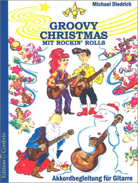 Groovy Christmas - Coverbild