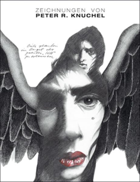 Zeichnungen von Peter R. Knuchel - Coverbild