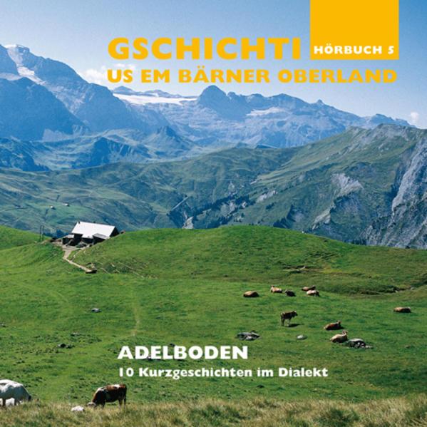 Hörbuch Adelboden - Coverbild