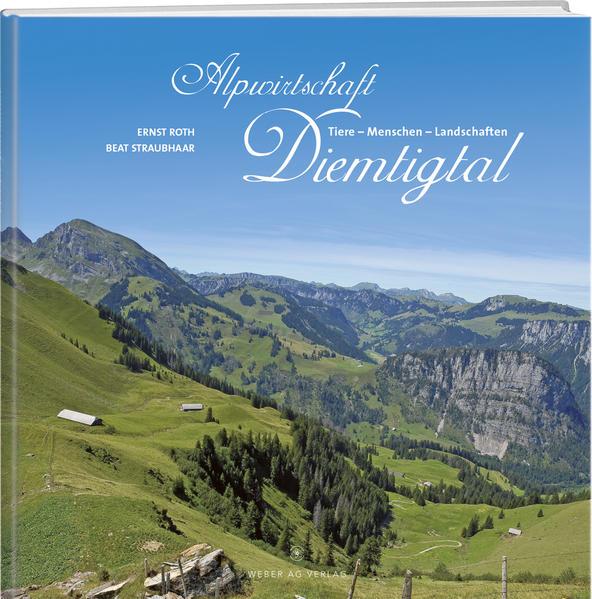Alpwirtschaft Diemtigtal - Coverbild