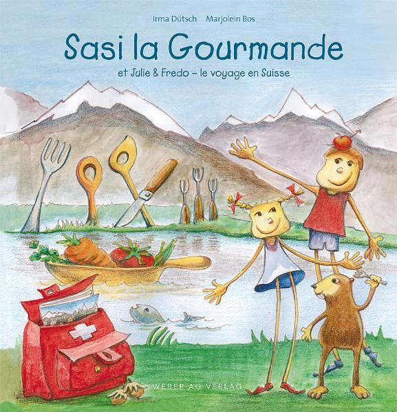 Sasi la Gourmande - Coverbild