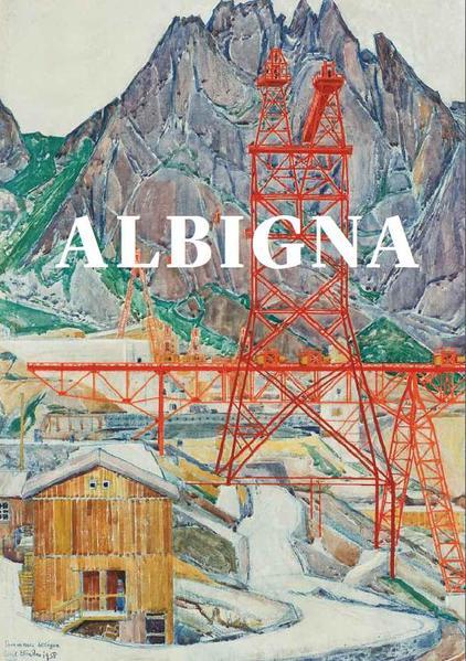 Albigna - Coverbild