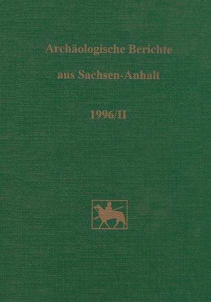 Archäologische Berichte aus Sachsen-Anhalt - Coverbild
