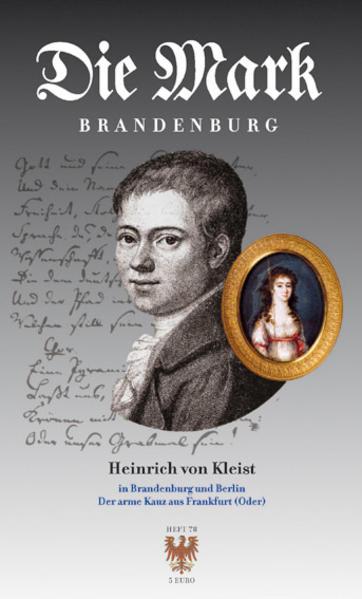 Heinrich von Kleist in Brandenburg und Berlin - Coverbild