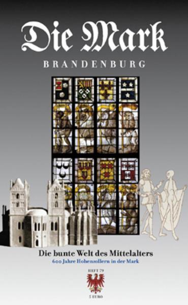 Die bunte Welt des Mittelalters - Coverbild