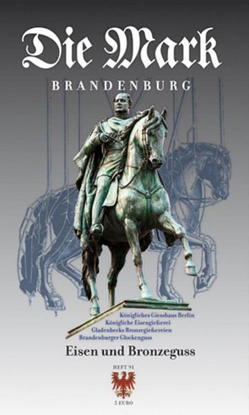 Eisen- und Bronzeguss - Coverbild