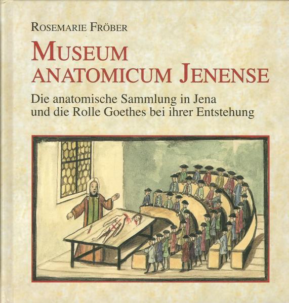 Museum Anatomicum Jenense - Coverbild