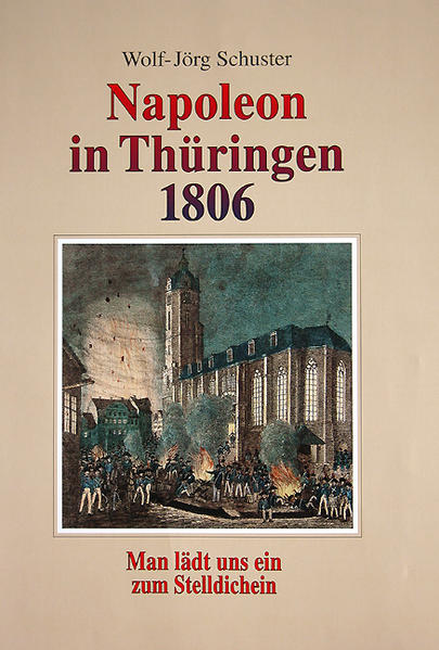 Napoleon in Thüringen 1806 - Coverbild