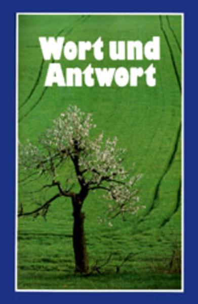 Wort und Antwort - Coverbild