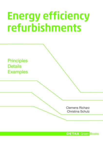 Energy efficiency refurbishment - Coverbild
