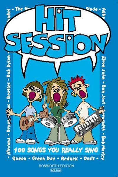 Hit Session - Coverbild