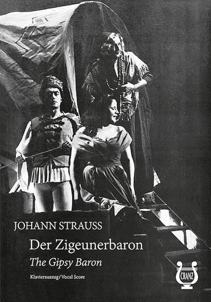 Der Zigeunerbaron - Coverbild