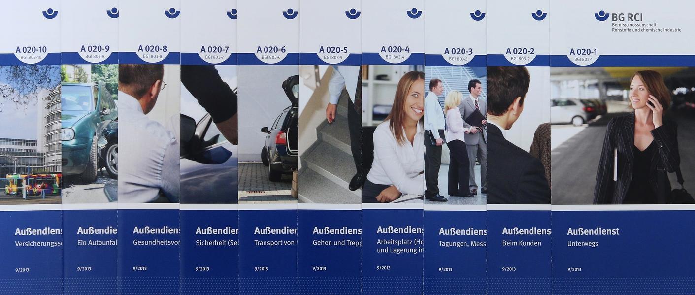 Epub Download A 020-S - Kurzbroschüren-Set - Außendienst