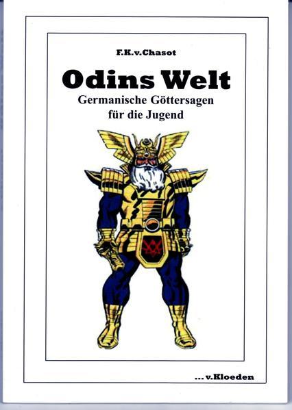 Odins Welt - Coverbild