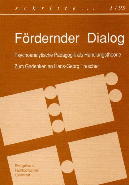Fördernder Dialog - Coverbild