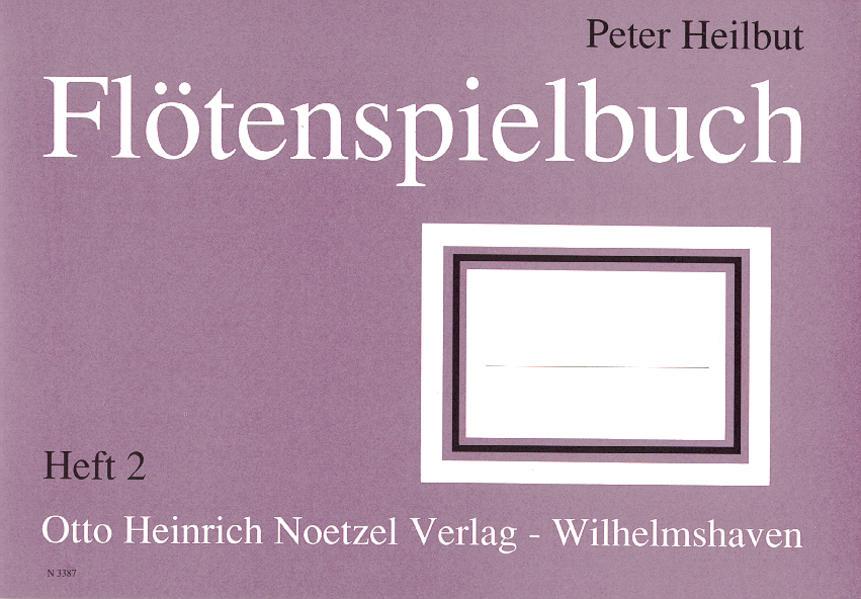 Flötenspielbuch - Heft 2 - Coverbild