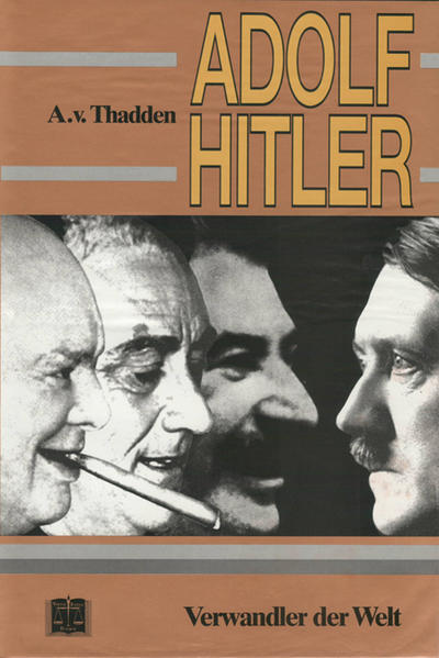 Adolf Hitler - Coverbild