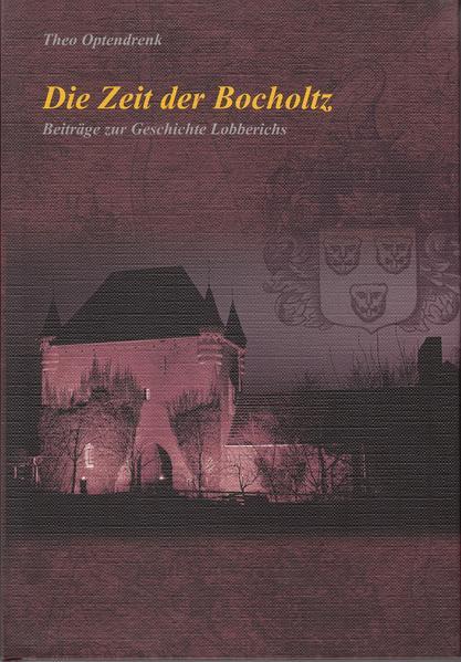 Die Zeit der Bocholtz - Coverbild