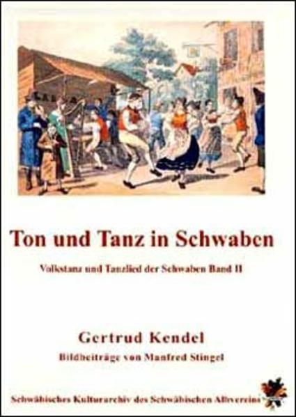 Ton und Tanz in Schwaben - Coverbild