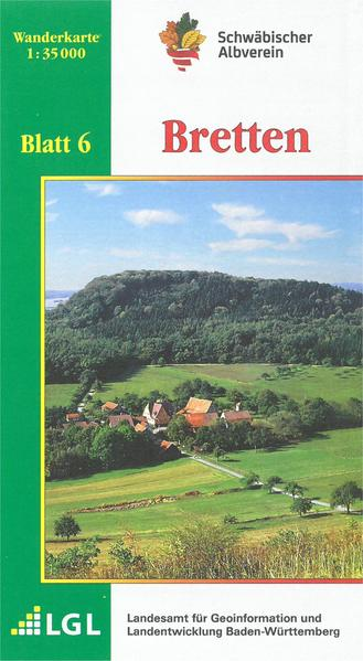 Bretten - Coverbild