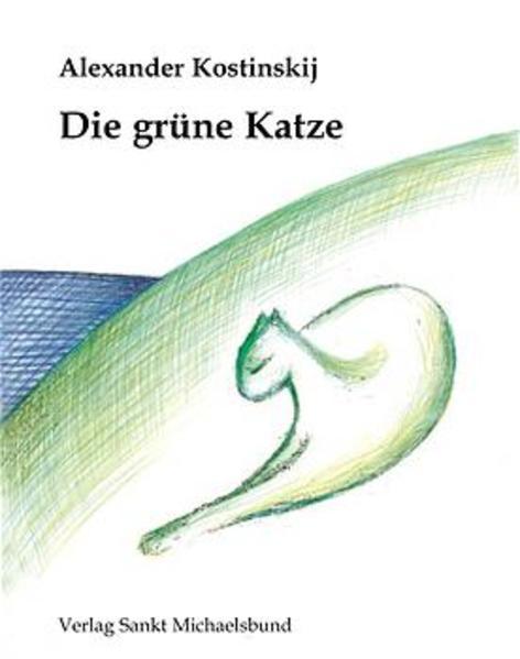 Die grüne Katze - Coverbild