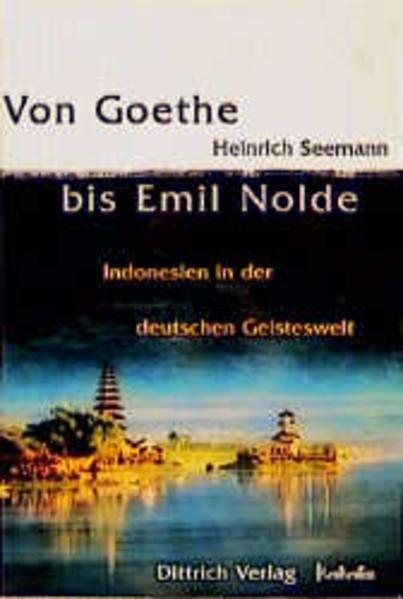 Von Goethe bis Emil Nolde - Coverbild