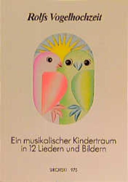 Rolfs Vogelhochzeit - Coverbild