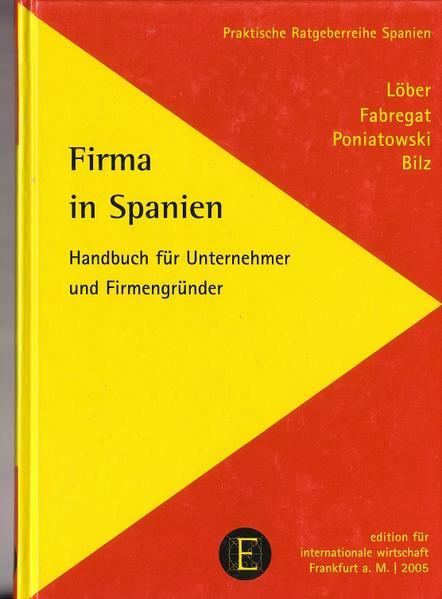 Firma in Spanien - Coverbild