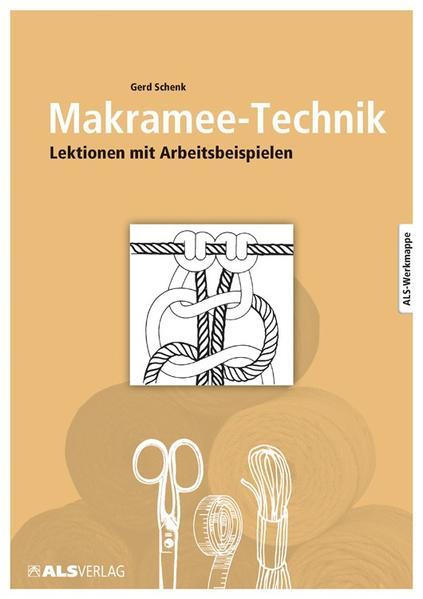Makramee-Technik - Coverbild