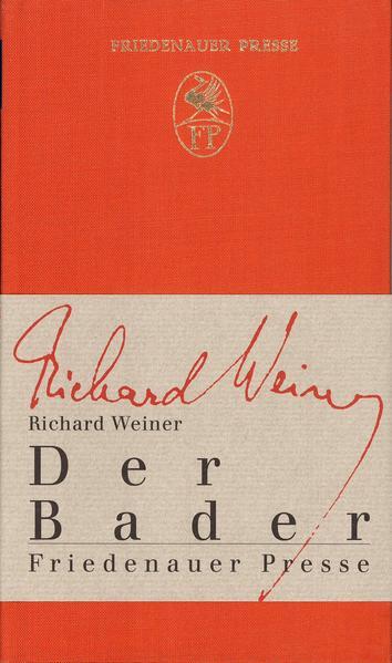 Der Bader - Coverbild