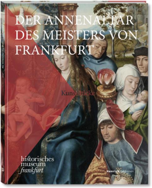 Kunststücke des historischen Museums Frankfurt - Coverbild