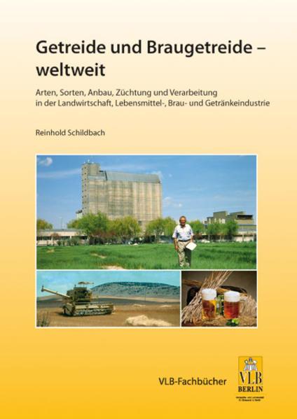 Getreide und Braugetreide - weltweit - Coverbild