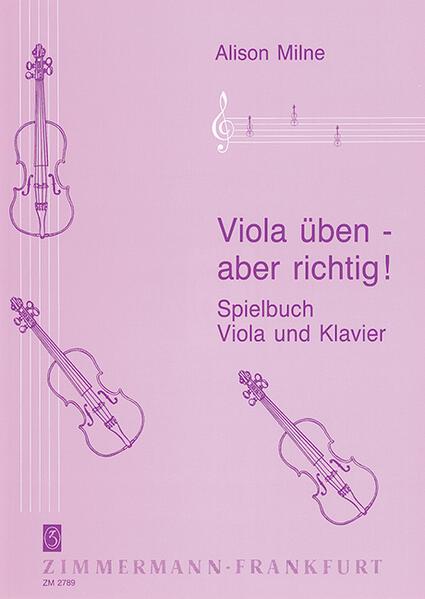 Viola üben - aber richtig! - Coverbild