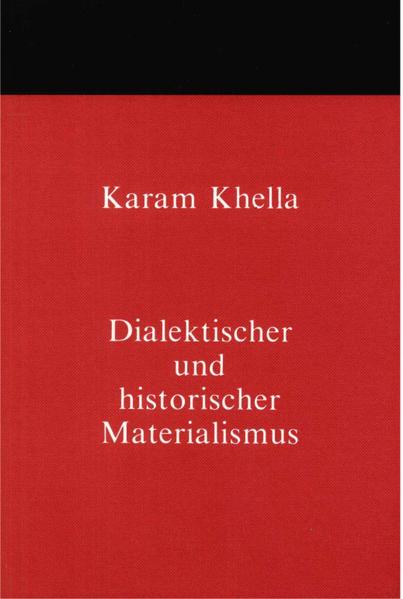 Dialektischer und historischer Materialismus - Coverbild