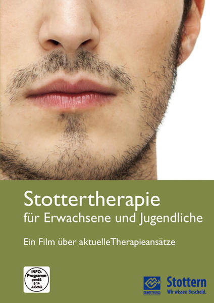 Stottertherapie für Erwachsene und Jugendliche - Coverbild