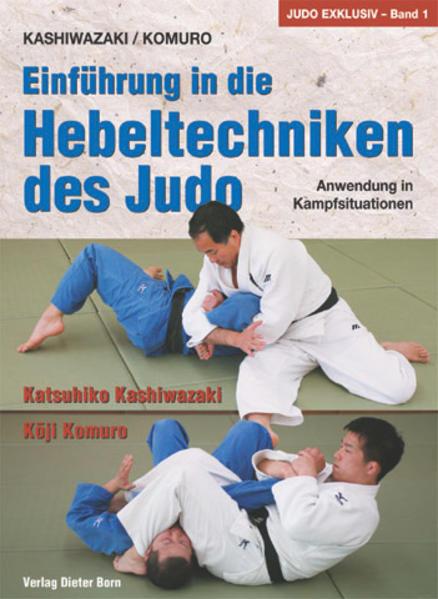 Einführung in die Hebeltechniken des Judo - Coverbild