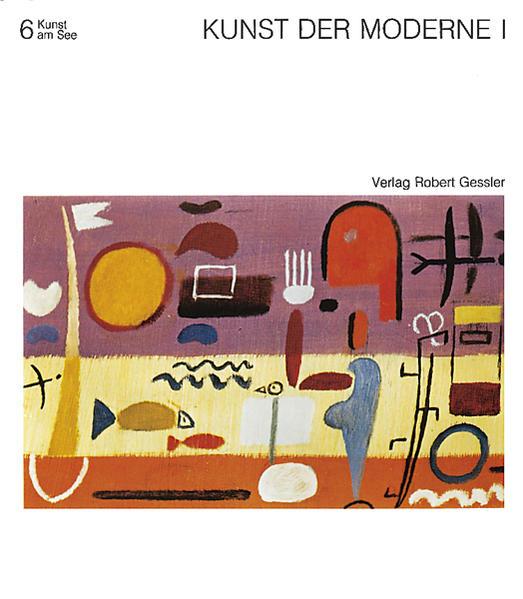 Kunst der Moderne I - Coverbild