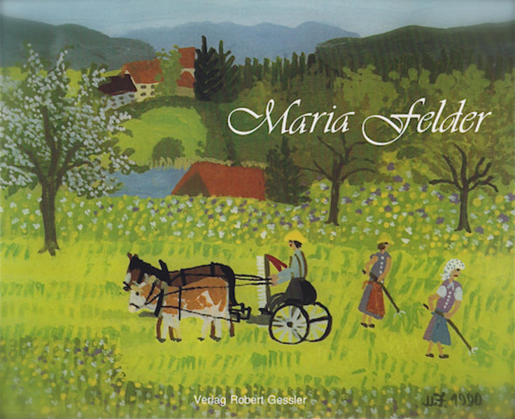 Maria Felder - Coverbild